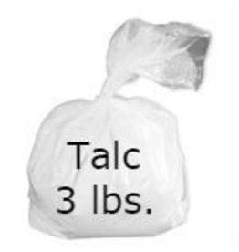 Talc Powder 3lb