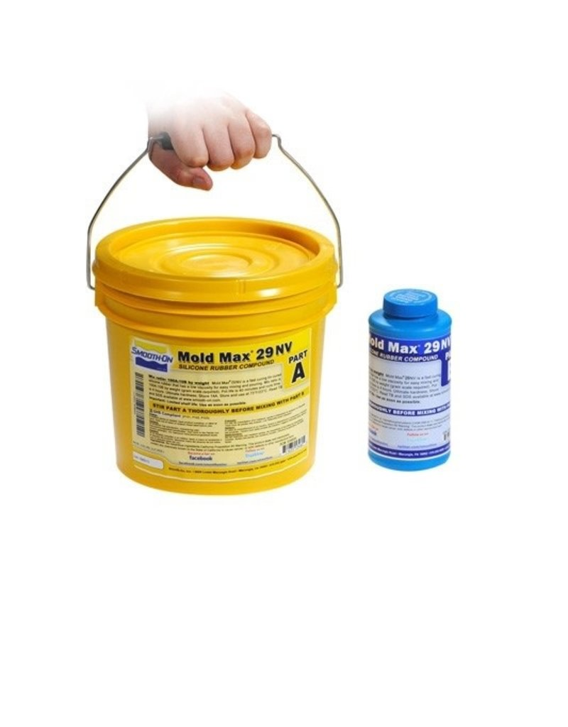 Smooth-On Mold Max 29NV Gallon Kit