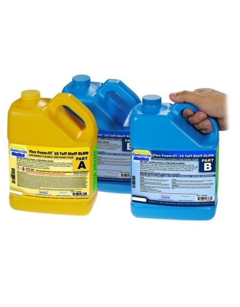 Smooth-On FlexFoam-iT 15 Tuff Stuff 3 Gallon Kit