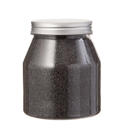 Coarse Black Sand 46oz