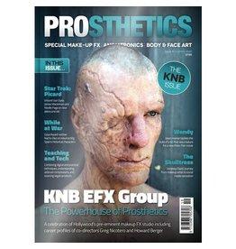 Gorton Studios Prosthetics Magazine #19