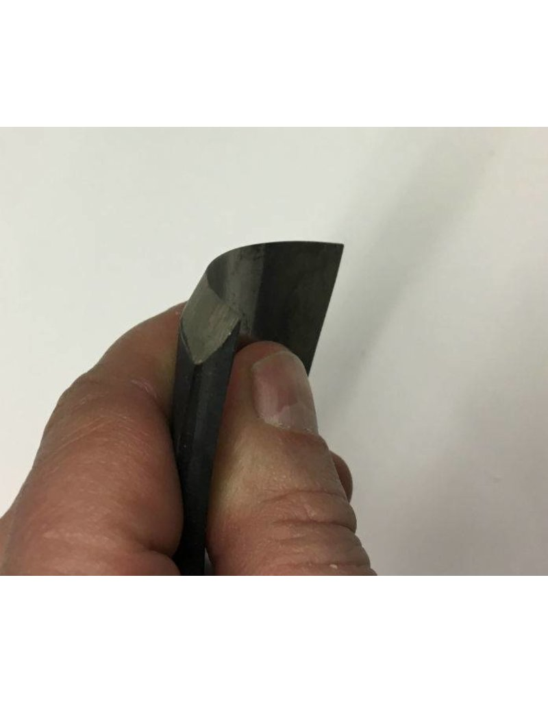 Just Sculpt #7/#56 Fish Tail Wood Gouge 1-3/4'' (45mm)