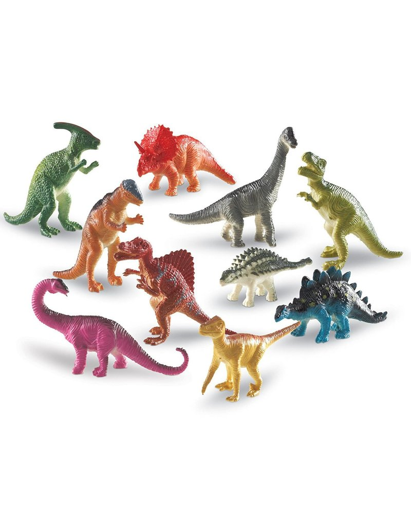 Learning Resources - Educational Insights Dinosaur Creatures 60pc