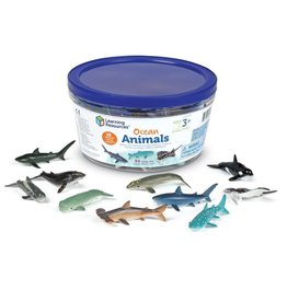 Learning Resources - Educational Insights Ocean Creatures 50pc