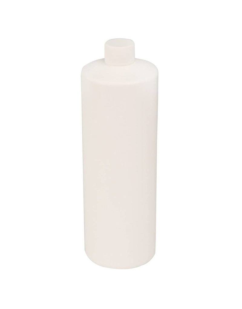 Just Sculpt 32oz White Bottle