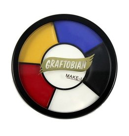 Graftobian Appliance RMG Wheel Primary Shades