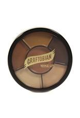 Graftobian Appliance RMG Wheel Derma Shades