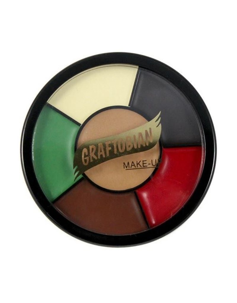 Graftobian Appliance RMG Wheel FX Shades