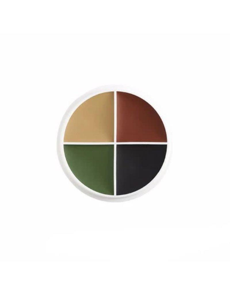 Ben Nye FX Color Wheel Camouflage