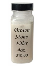 Just Sculpt Brown Stone Filler 4oz