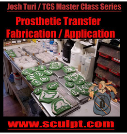 Designs To Deceive 200730 ONLINE CLASS Prosthetic Transfer Fabrication and Application July 30  6:30-8:30pm