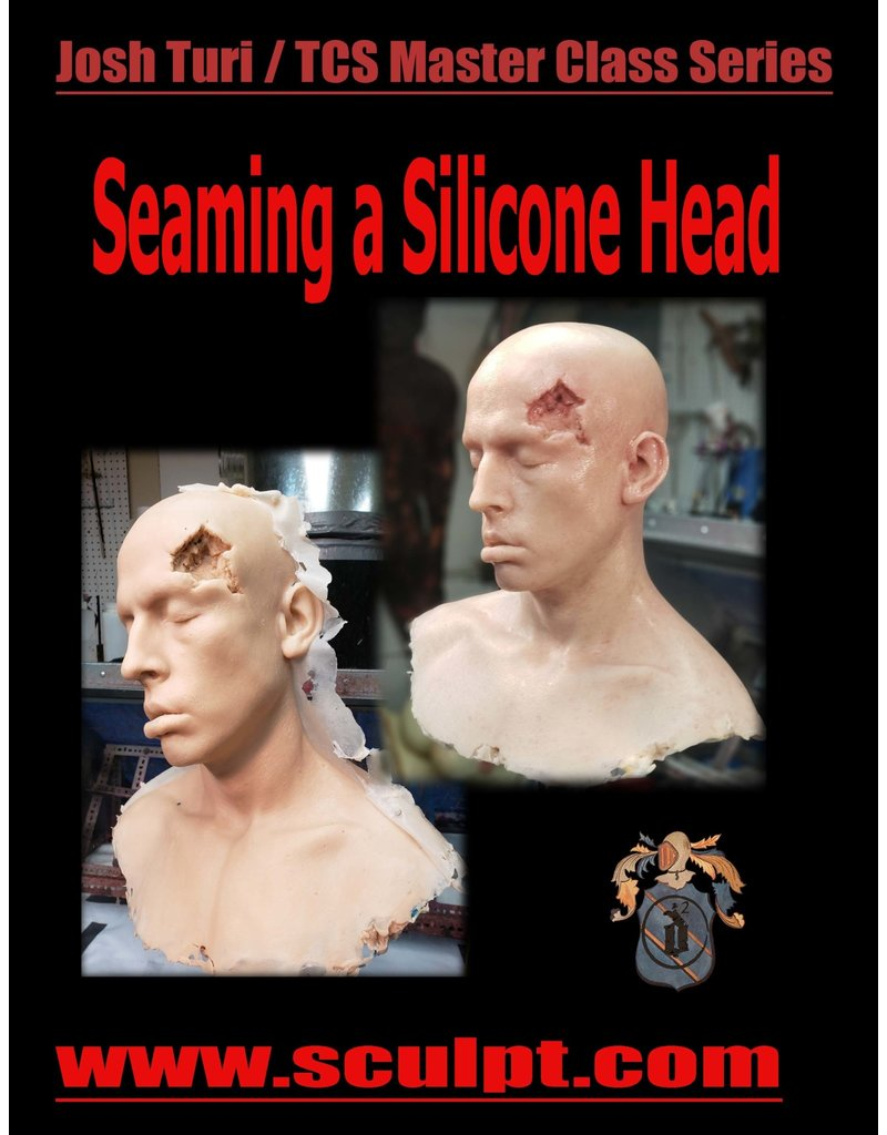 Designs To Deceive 200813 ONLINE CLASS Seaming a Silicone Head August 13 6:30-8:30pm