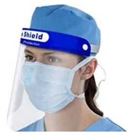Just Sculpt Disposable Face Shield
