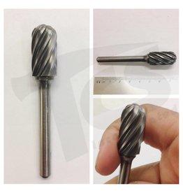 Just Sculpt Cylinder Radius End Aluma Cut Carbide Burr SC-5