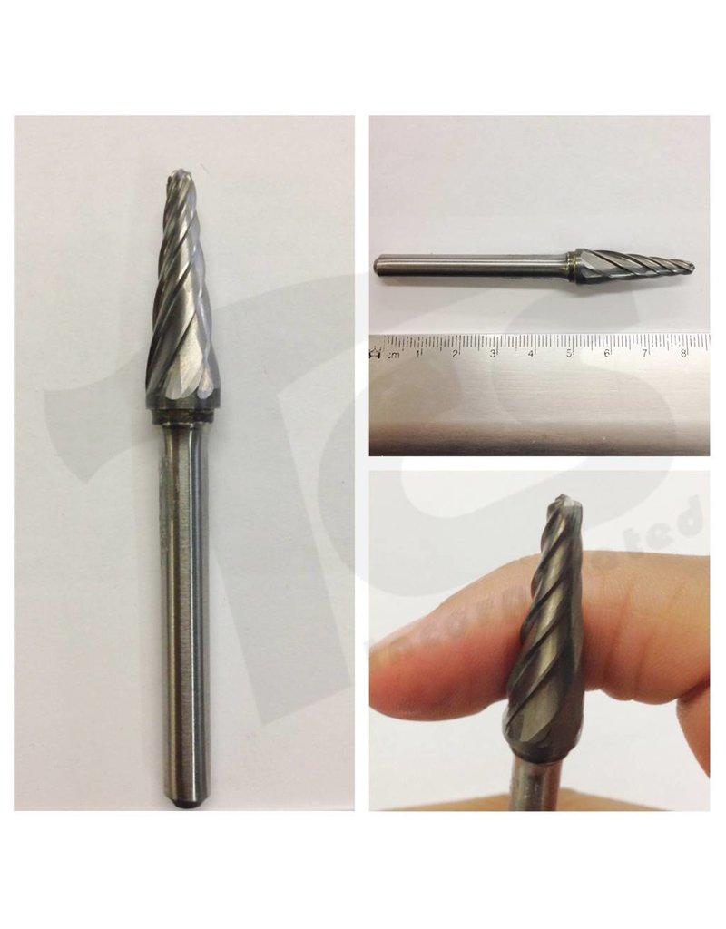 Just Sculpt 14D Taper Aluma Cut Carbide Burr SL-3