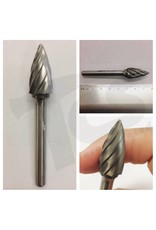Pointed Tree Aluma Cut Carbide Burr SG-5