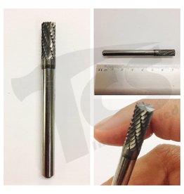 Just Sculpt Cylinder End Cut Double Cut Carbide Burr SB-1