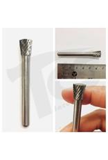Just Sculpt Inverted Cone Double Cut Carbide Burr SN-2