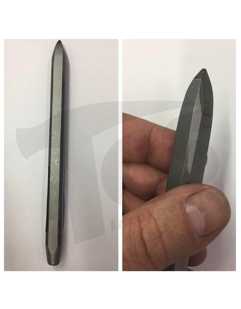 Trow & Holden Carbide Hand Point 1/2''