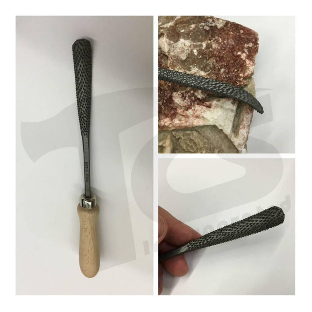 Milani Steel Handled Rasp #202 25cm