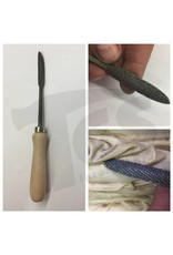 Milani Steel Handled Rasp #205 20cm