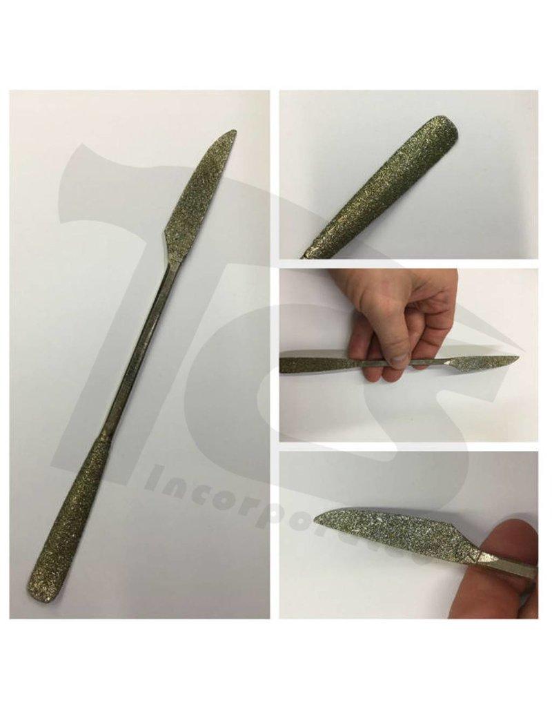 Milani Diamond Riffler #660 08'' (20cm)