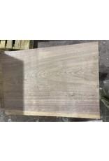 Wood Black Walnut Slab 24x16x2