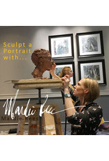 201003 FREE online workshop with Mardie Rees Sculpt a Portrait October 3rd