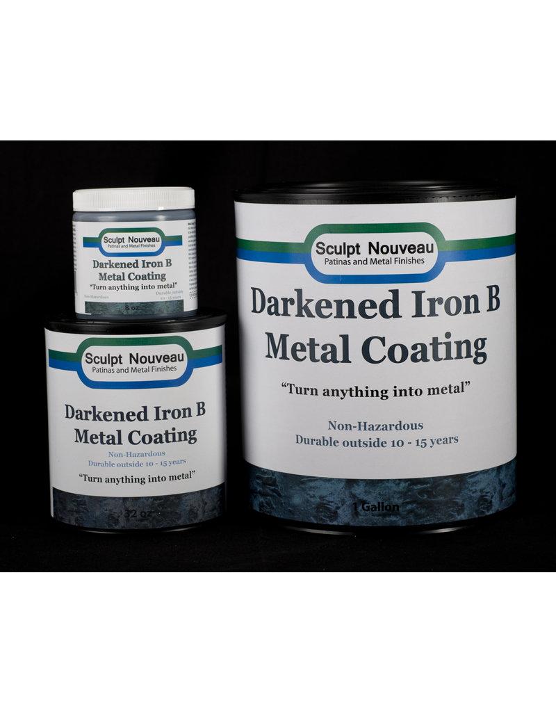Sculpt Nouveau B Metal Coat Dark Iron 8oz