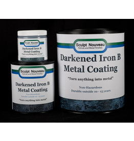 Sculpt Nouveau B Metal Coat Dark Iron Gallon