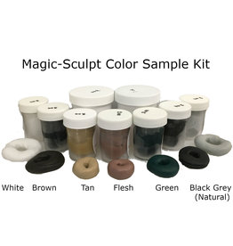 Magic-Sculpt Magic Sculpt 7 Color Kit