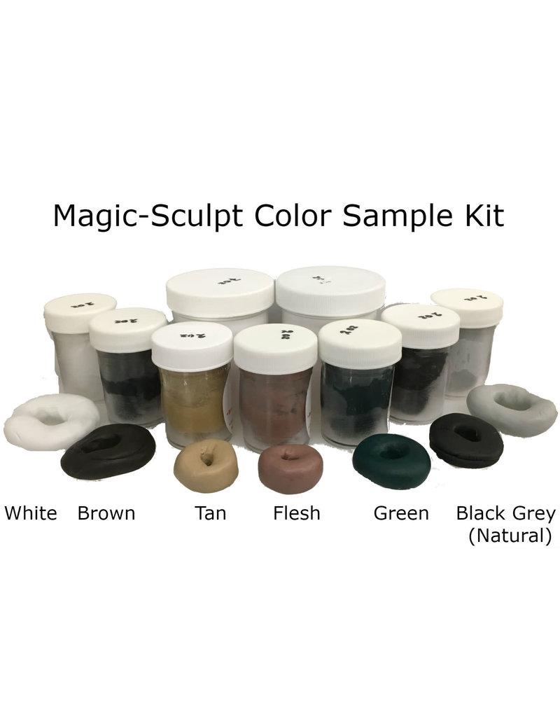 Magic-Sculpt Magic Sculpt 7 Color Kit