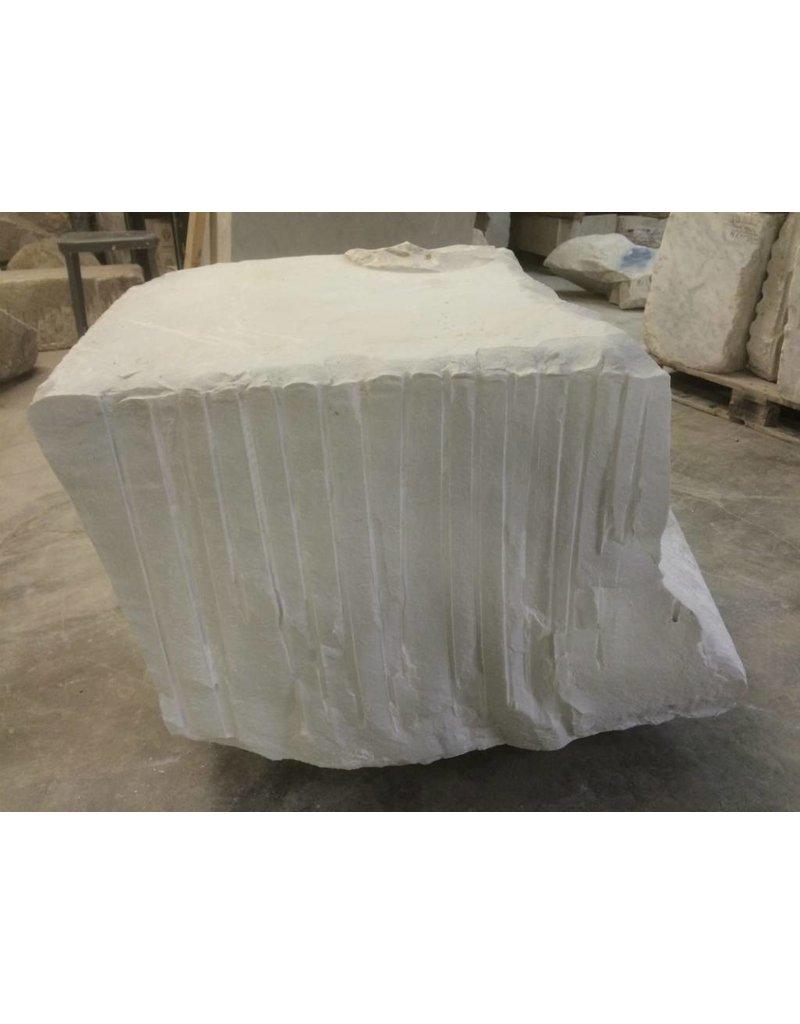 Stone 2516lb Carrara Bianco blue/gray 36x27x23 #341013