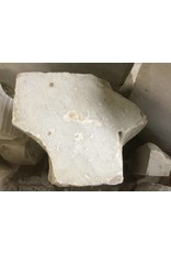 Stone 819lb Carrara Bianco blue/gray 30x23x20 #341014