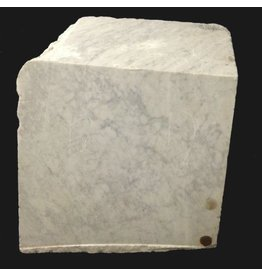 Stone 2750lb Carrara Bianco blue/gray 48x41x16 #341016