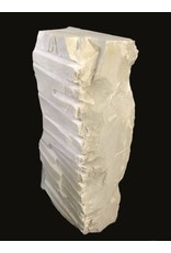 Stone 320lb Carrara Bianco blue/gray 31x23x8 #341017
