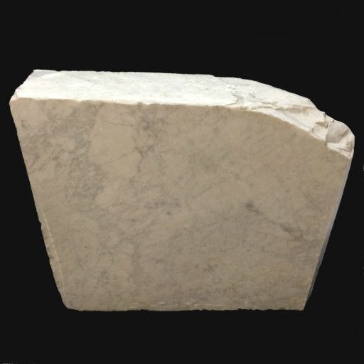 Stone 3420lb Carrara Bianco blue/gray 52x41x16 #341018