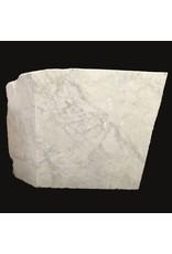 Stone 3420lb Carrara Bianco blue/gray 52x41x16 #341018