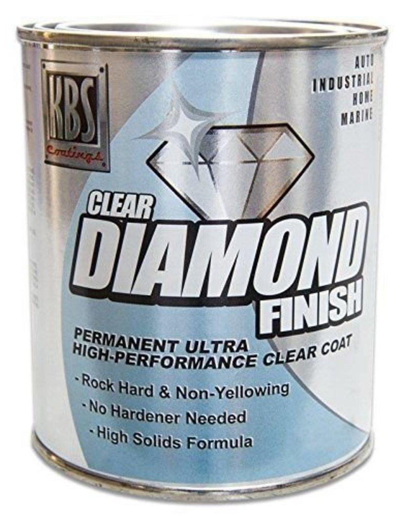 KBS Diamond Clear Finish Gloss Pint