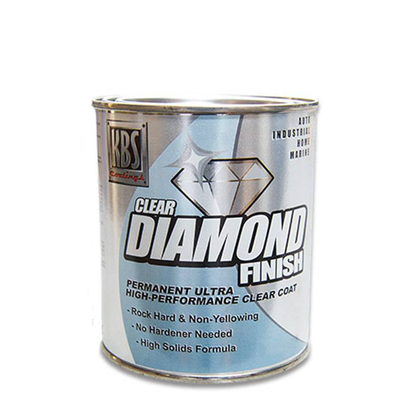 KBS Diamond Clear Finish Gloss 4oz