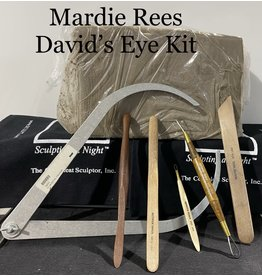 Just Sculpt Mardie Rees David Eye Sculpting Kit - Water Based