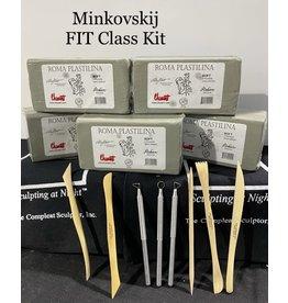 Just Sculpt Minkovskij FIT Class Kit