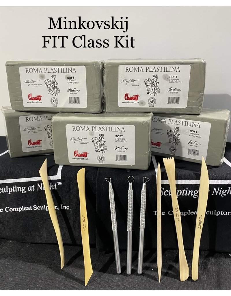 Just Sculpt Minkovskij FIT Class Set kit