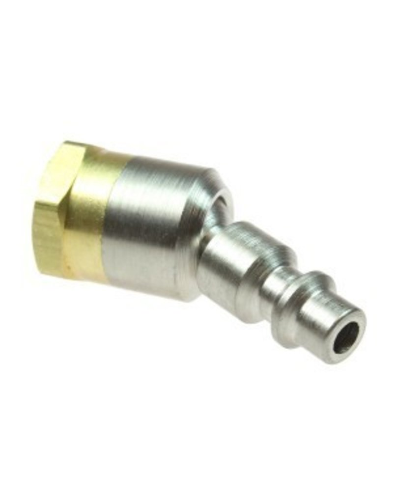 Coilhose 1/4'' Industrial Ball Swivel Connector, 1/4'' FPT 15-04BSF