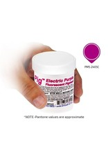 Smooth-On Silc Pig Electric Purple Fluorescent 4oz Pigment