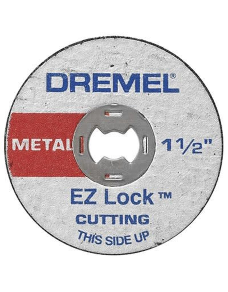 """Dremel EZ456 EZ Lock™ 1-1/2"""" Cut-off Wheels (5 Pack)"""