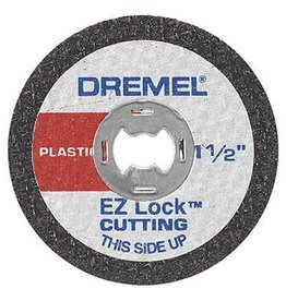 "Dremel EZ476 EZ Lock™ 1-1/2"" Cut-off Wheels (5 Pack)"