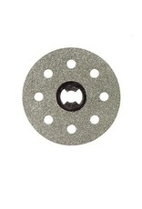 "Dremel EZ545 EZ Lock™ 1-1/2"" Diamond Wheel"
