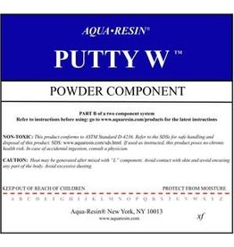 Aquaresin Aqua-Resin W Putty 3.7lb