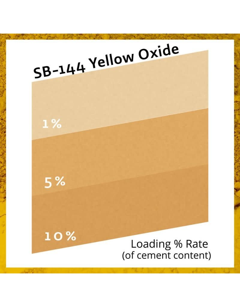 Buddy Rhodes Pure Collection™ Yellow Oxide 1lb